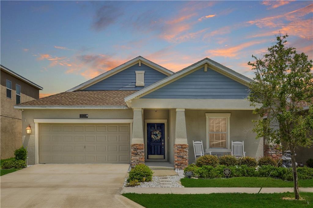 3126 DARK SKY DRIVE Property Photo - HARMONY, FL real estate listing