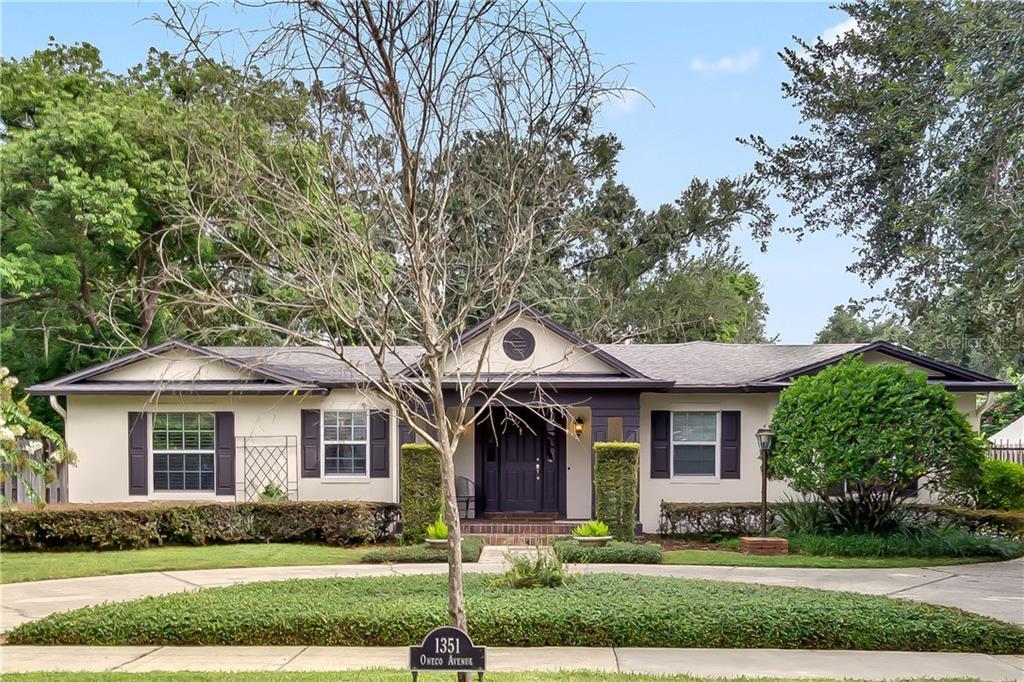 1351 ONECO AVENUE Property Photo - WINTER PARK, FL real estate listing