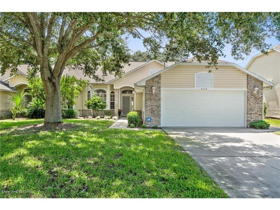 468 PRESTWICK COURT Property Photo - MELBOURNE, FL real estate listing
