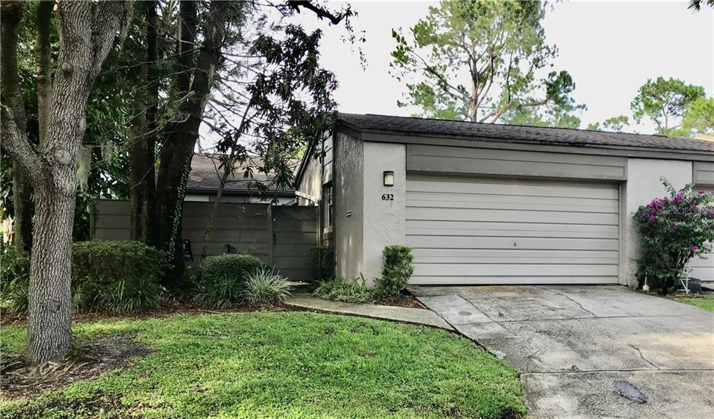 632 WOODRIDGE DRIVE #632 Property Photo - FERN PARK, FL real estate listing