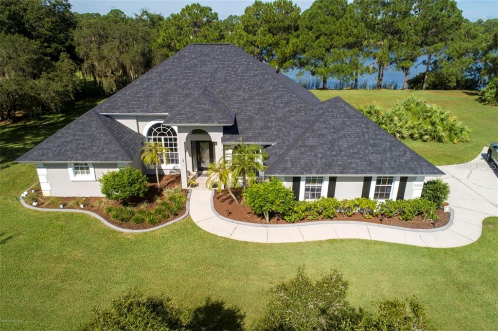 2660 FAWN LAKE BOULEVARD Property Photo - MIMS, FL real estate listing