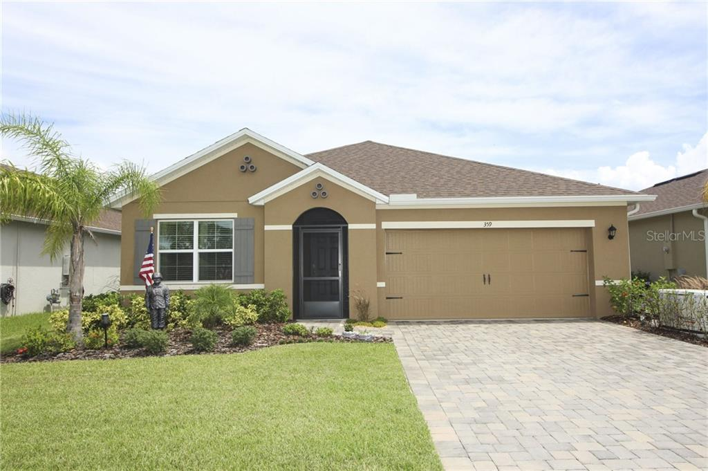 359 LAZIO CIRCLE Property Photo - DEBARY, FL real estate listing