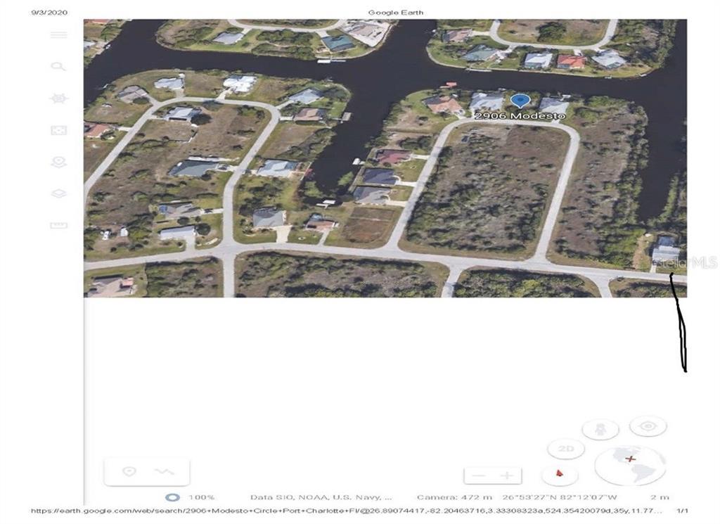 9506 Modesto Circle Property Photo