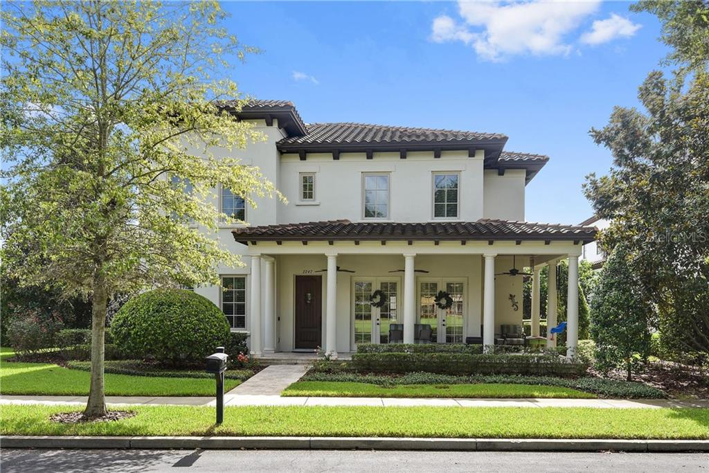 2247 SNOW ROAD Property Photo - ORLANDO, FL real estate listing