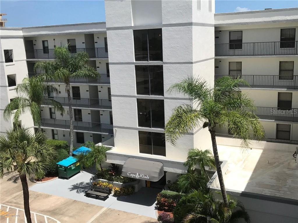 7400 RIDGEWOOD AVENUE #108 Property Photo - CAPE CANAVERAL, FL real estate listing