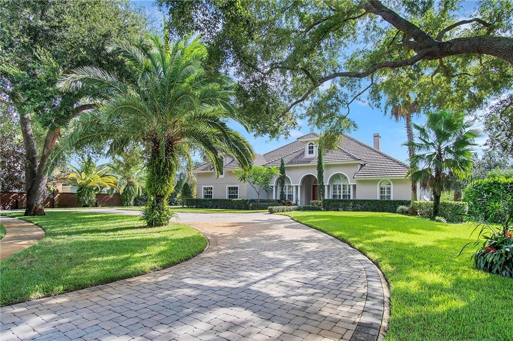 2001 ROBERTS POINT DRIVE Property Photo - WINDERMERE, FL real estate listing