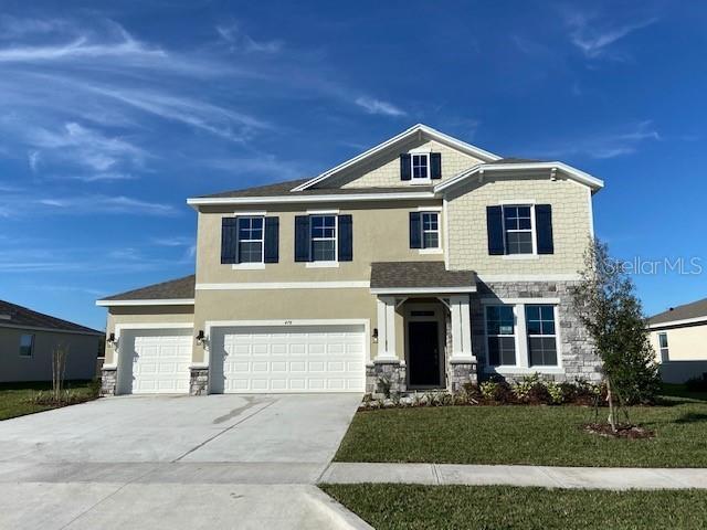 478 CAVESSON STREET Property Photo - APOPKA, FL real estate listing