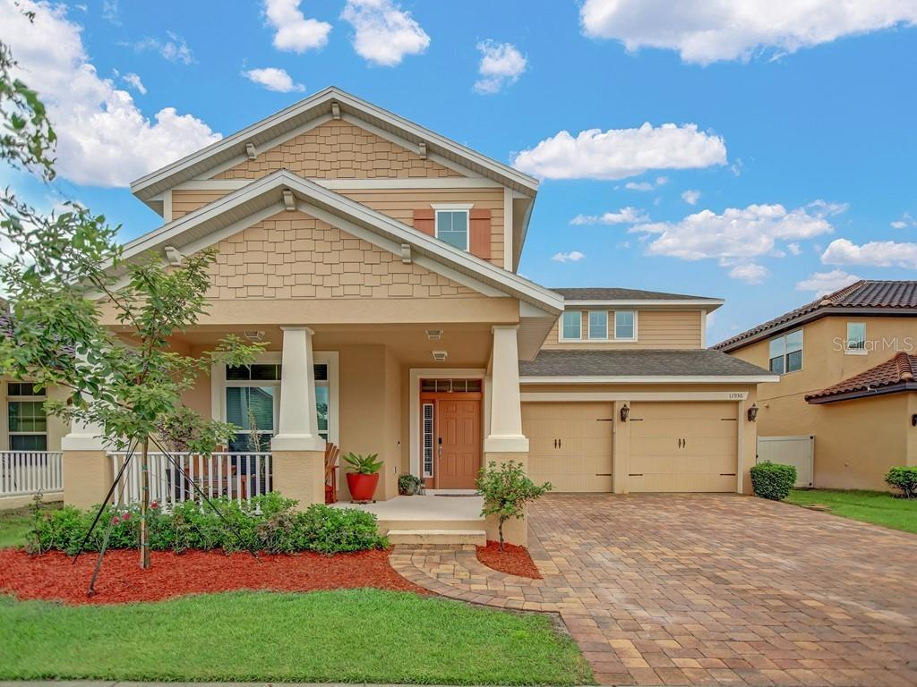 11930 OTTERBROOKE TRAIL Property Photo - WINDERMERE, FL real estate listing
