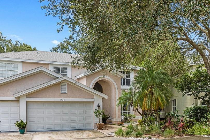 8106 POND SHADOW LANE Property Photo - TAMPA, FL real estate listing