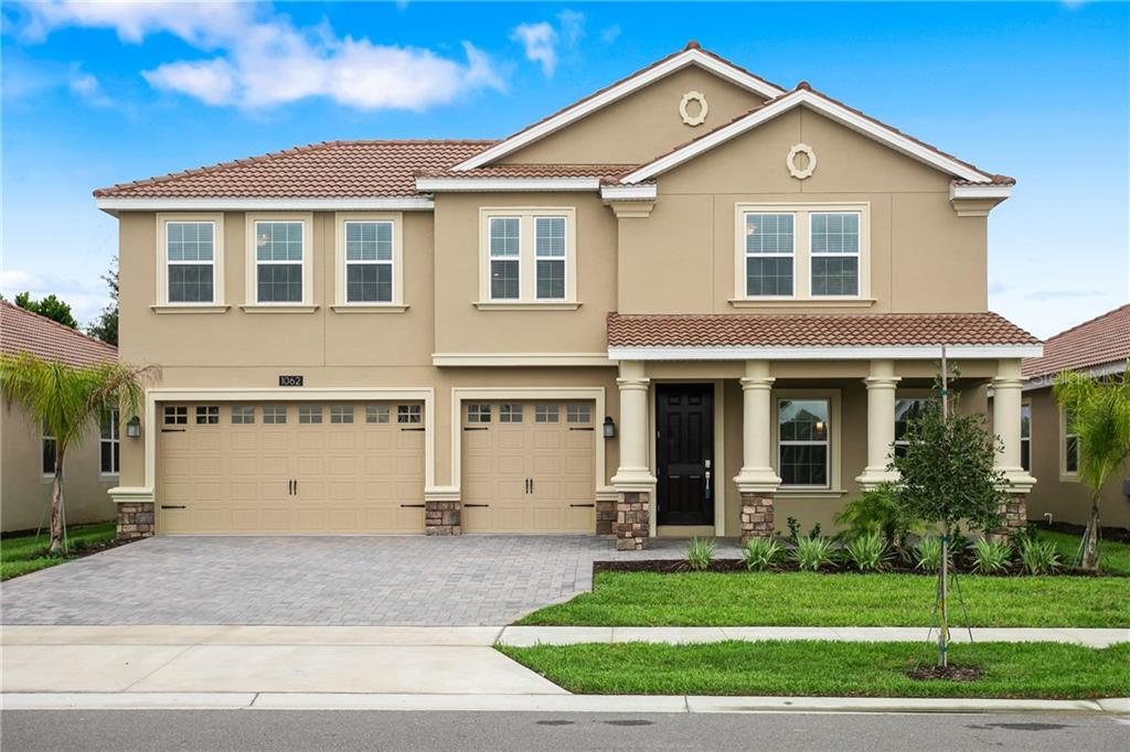 1062 TRAPPERS TRAIL LOOP Property Photo - CHAMPIONS GATE, FL real estate listing