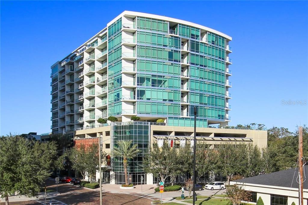 101 S EOLA DRIVE #509 Property Photo - ORLANDO, FL real estate listing