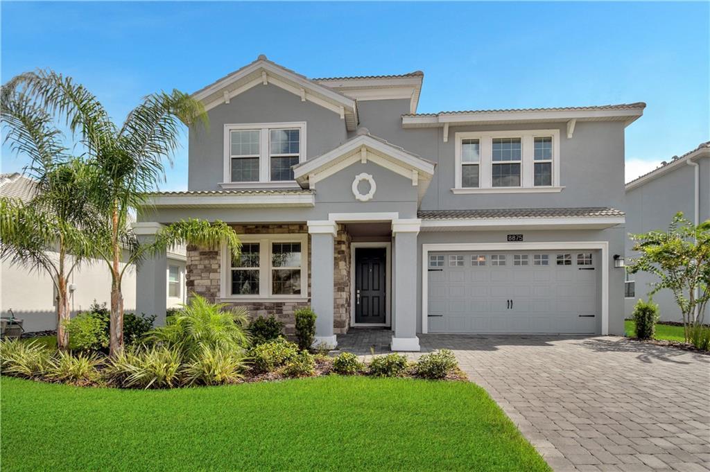 8875 BACKSPIN LANE Property Photo - CHAMPIONS GATE, FL real estate listing