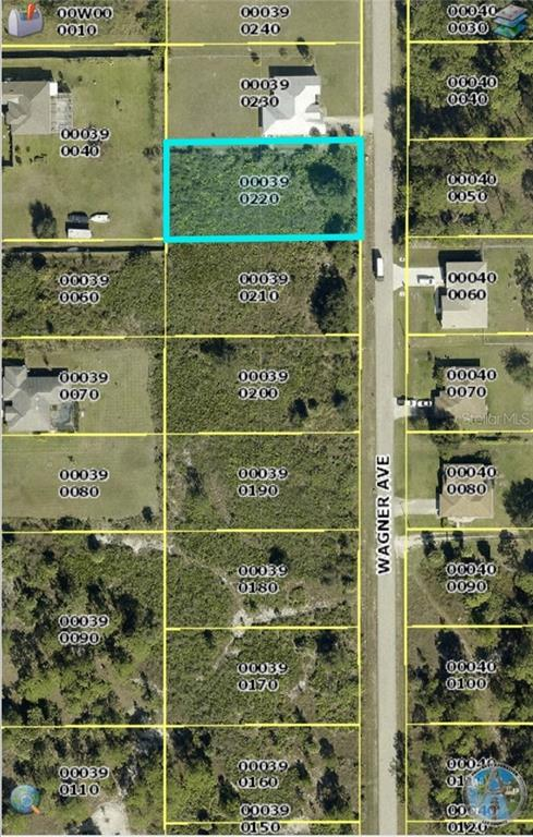 1117 WAGNER AVENUE Property Photo - LEHIGH ACRES, FL real estate listing
