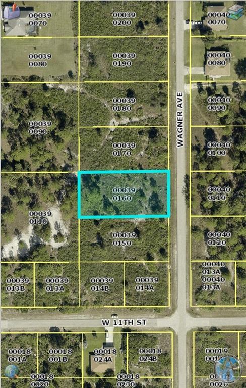 1105 WAGNER AVENUE Property Photo - LEHIGH ACRES, FL real estate listing
