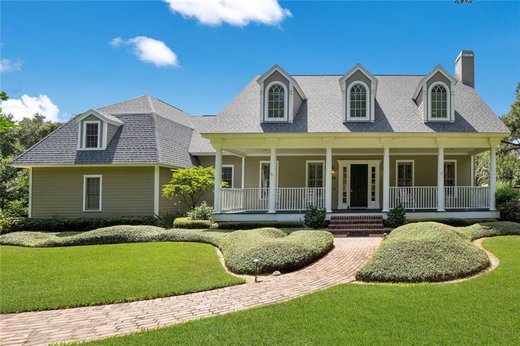 5000 PLEASURE ISLAND ROAD Property Photo - BELLE ISLE, FL real estate listing