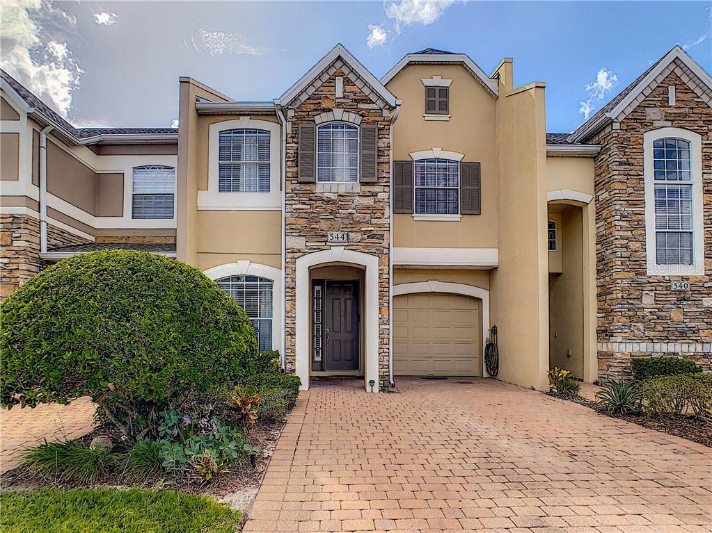 544 WOODLAND TERRACE BOULEVARD Property Photo - ORLANDO, FL real estate listing