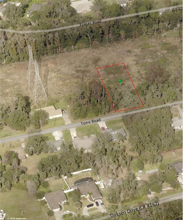 254 TOMS ROAD Property Photo - DEBARY, FL real estate listing