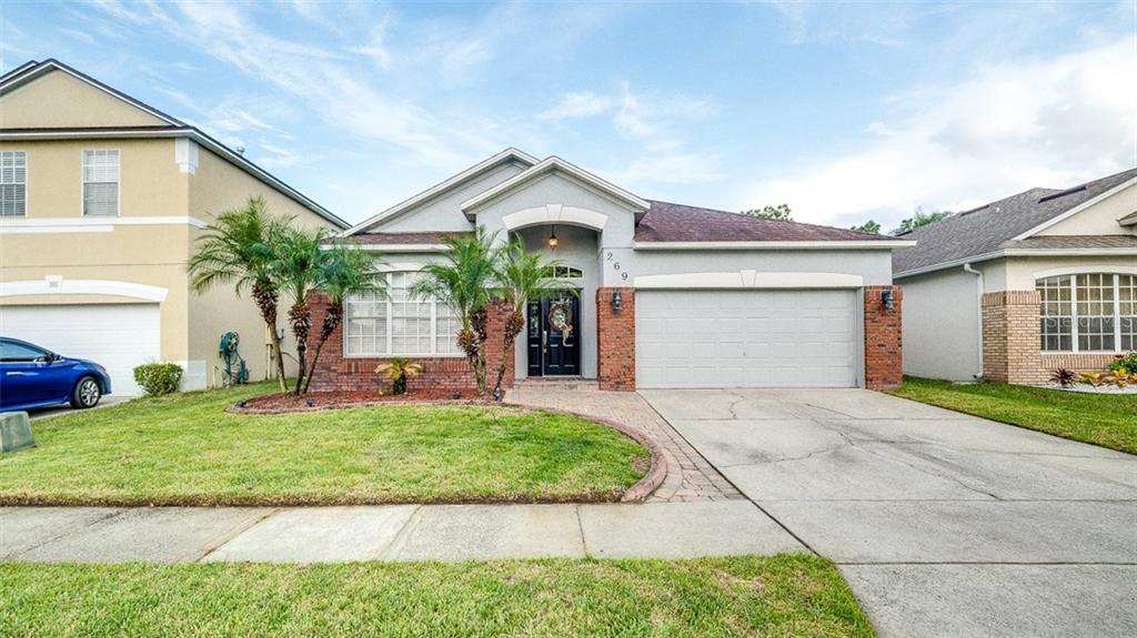 269 PORTSTEWART DRIVE Property Photo - ORLANDO, FL real estate listing