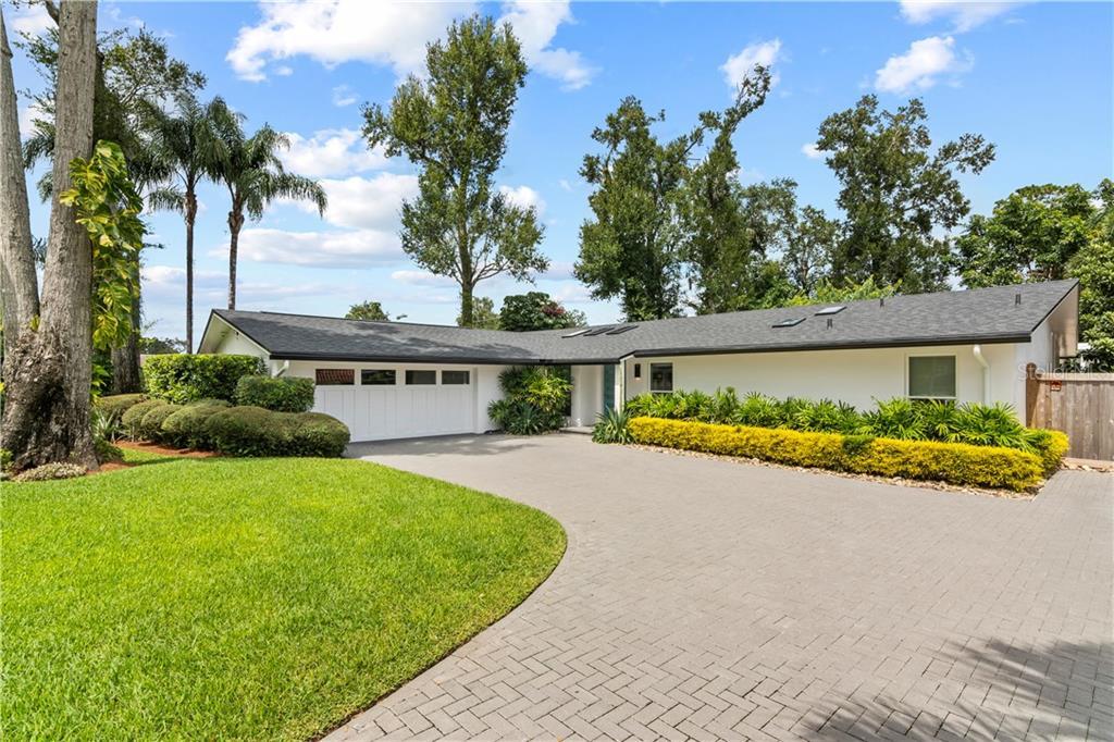 1001 SWEETBRIAR ROAD Property Photo - ORLANDO, FL real estate listing