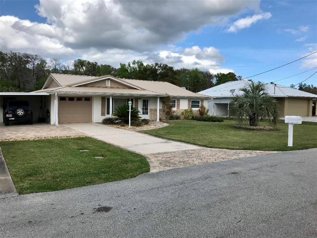 1616 PARADISE LANE Property Photo - ASTOR, FL real estate listing