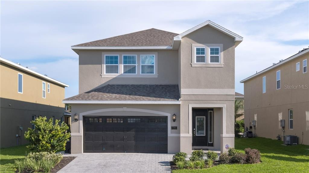741 LASSO DRIVE Property Photo - KISSIMMEE, FL real estate listing