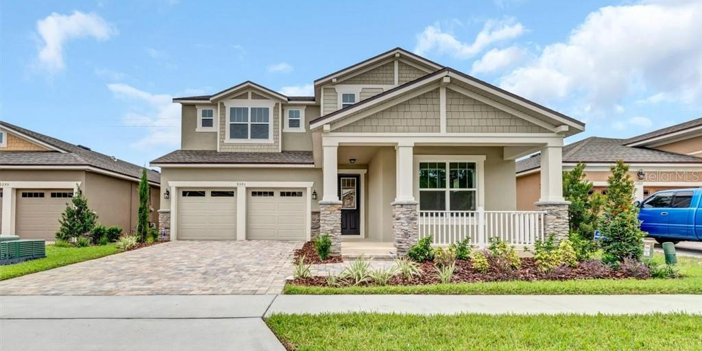 9301 PATRIMONIO LOOP #Lot 134 Property Photo - WINDERMERE, FL real estate listing