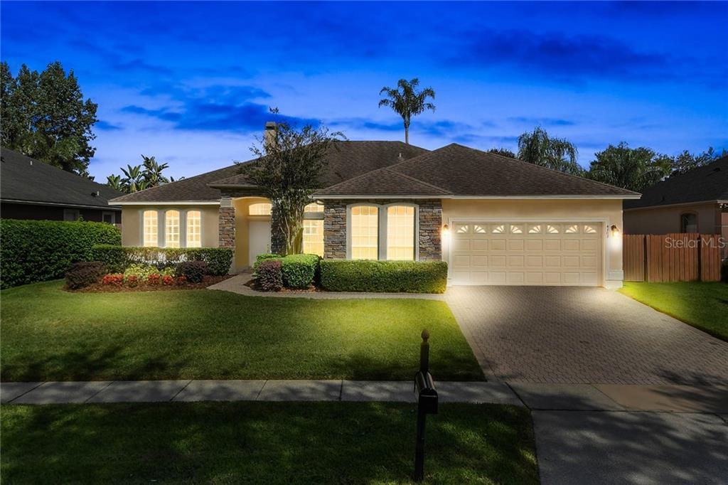 4107 BOUNCE DRIVE Property Photo - ORLANDO, FL real estate listing