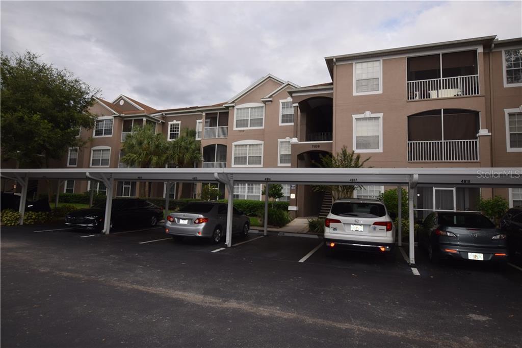 7109 YACHT BASIN AVENUE #435 Property Photo - ORLANDO, FL real estate listing