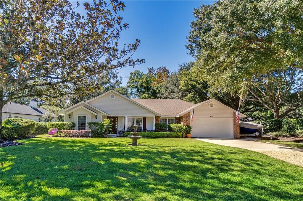 606 NE MAGNOLIA STREET Property Photo - WINDERMERE, FL real estate listing