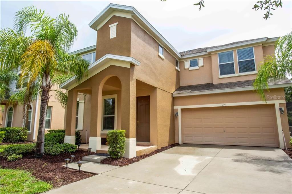 171 LAS FUENTES DRIVE Property Photo - KISSIMMEE, FL real estate listing