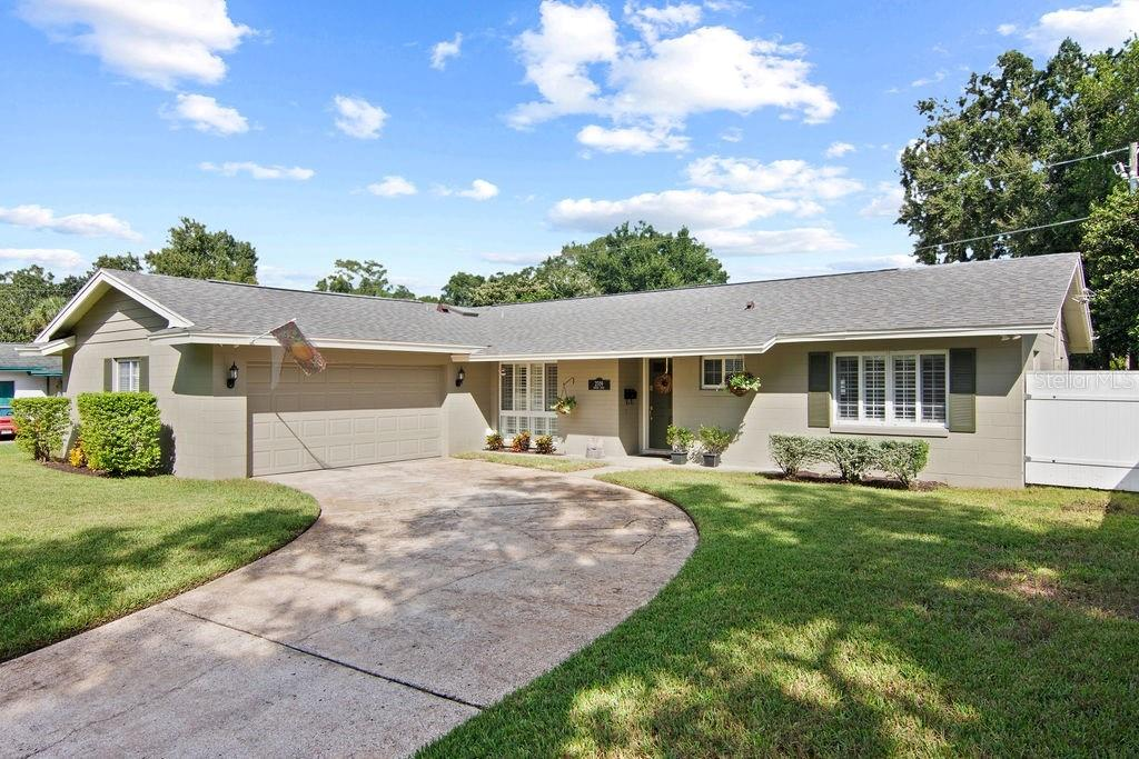 2709 BOWER ROAD Property Photo - WINTER PARK, FL real estate listing