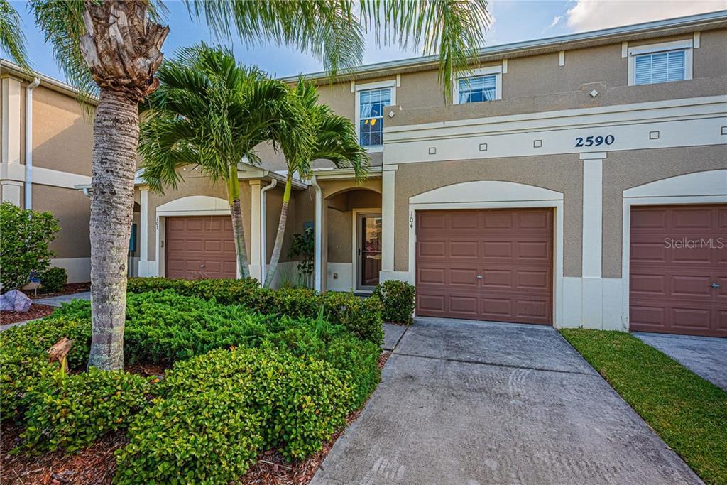 2590 REVOLUTION STREET #104 Property Photo - MELBOURNE, FL real estate listing