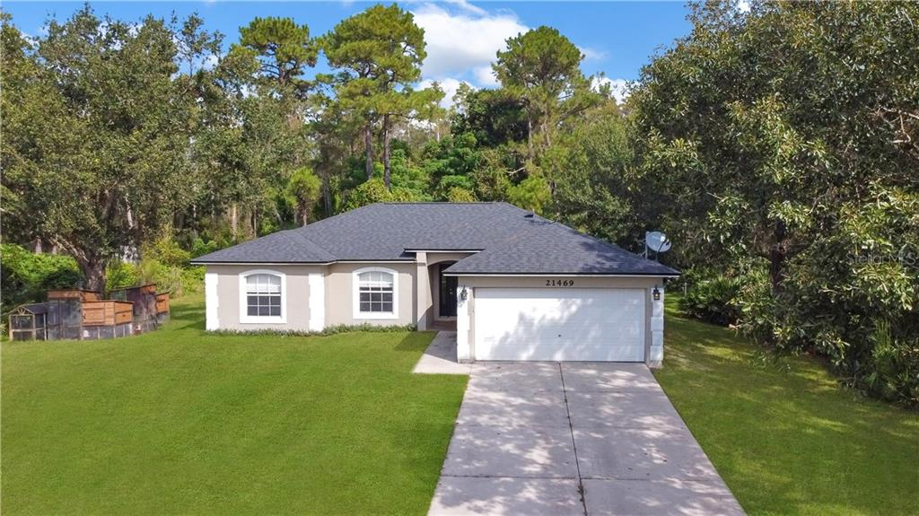21469 JINGLE ROAD Property Photo - CHRISTMAS, FL real estate listing