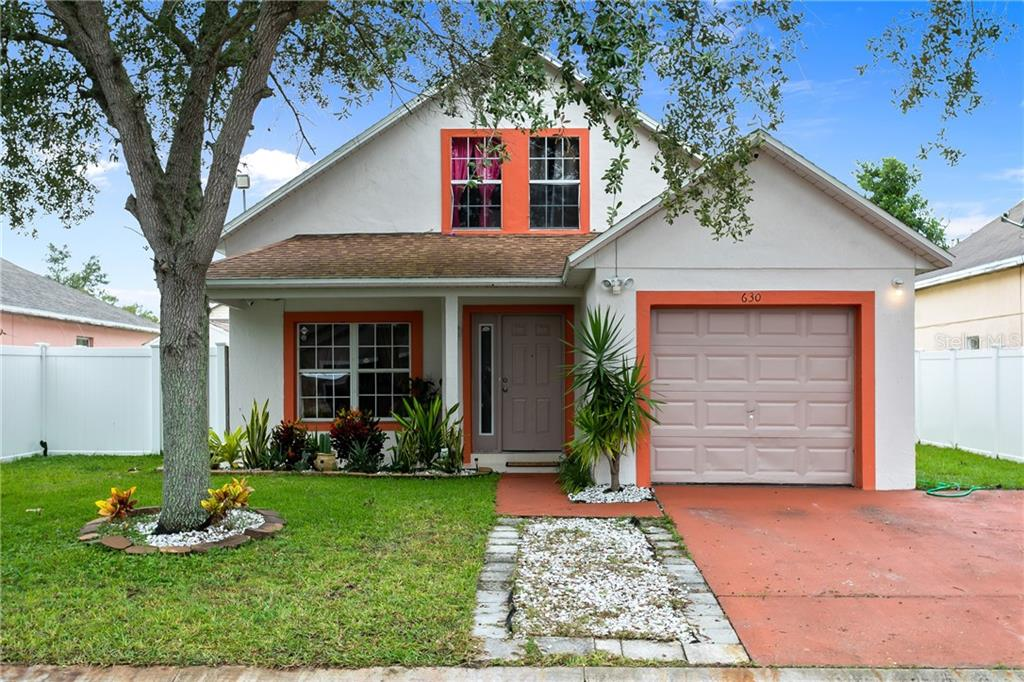 630 GRANDIFLORA DRIVE Property Photo - ORLANDO, FL real estate listing