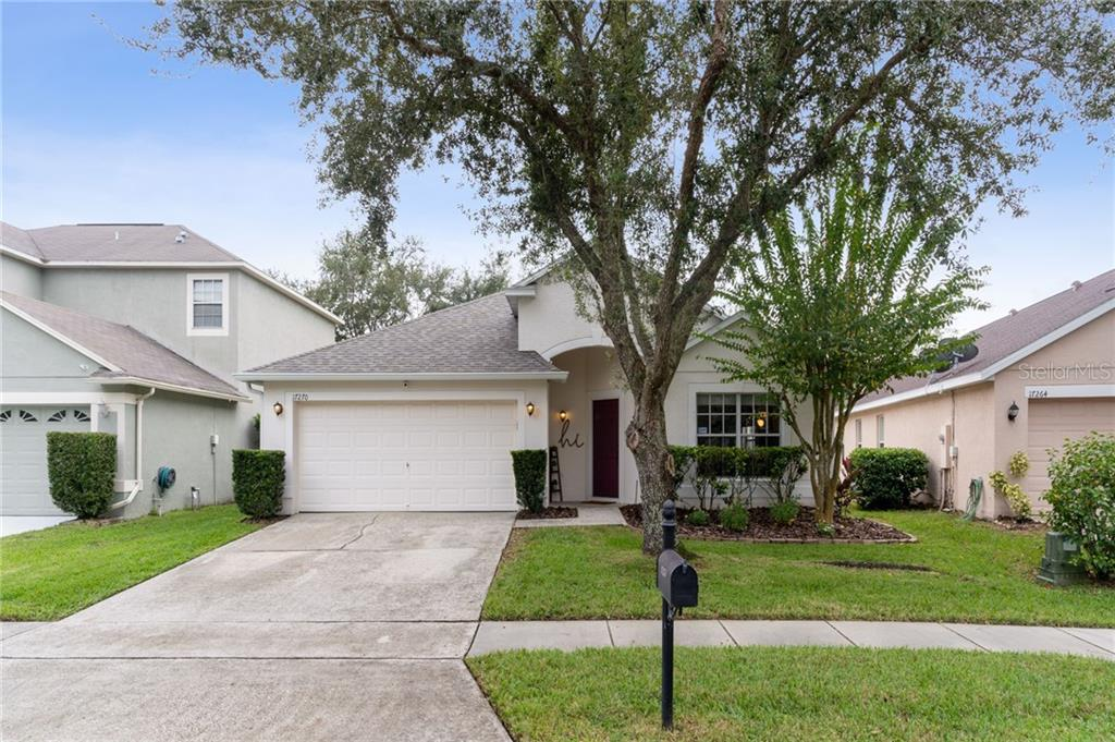 17270 DEER RUN DRIVE Property Photo - ORLANDO, FL real estate listing