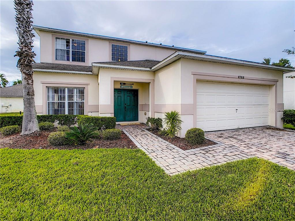 4768 CUMBRIAN LAKES DRIVE Property Photo - KISSIMMEE, FL real estate listing