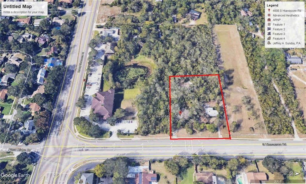 4536 & 4606 S HIAWASSEE ROAD Property Photo - ORLANDO, FL real estate listing
