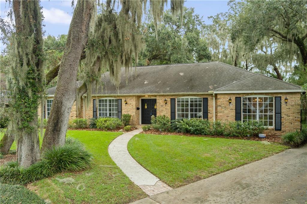 3538 S CULLEN LAKE SHORE DRIVE Property Photo - BELLE ISLE, FL real estate listing