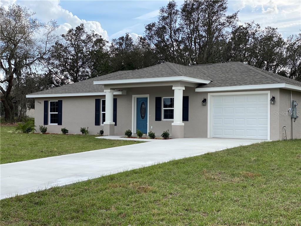 2431 N CARPENTER ROAD Property Photo - AVON PARK, FL real estate listing
