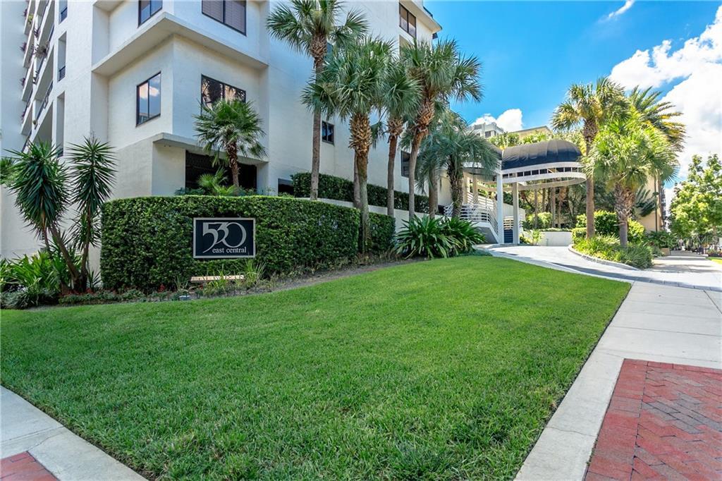 530 E CENTRAL BOULEVARD #1502 Property Photo - ORLANDO, FL real estate listing