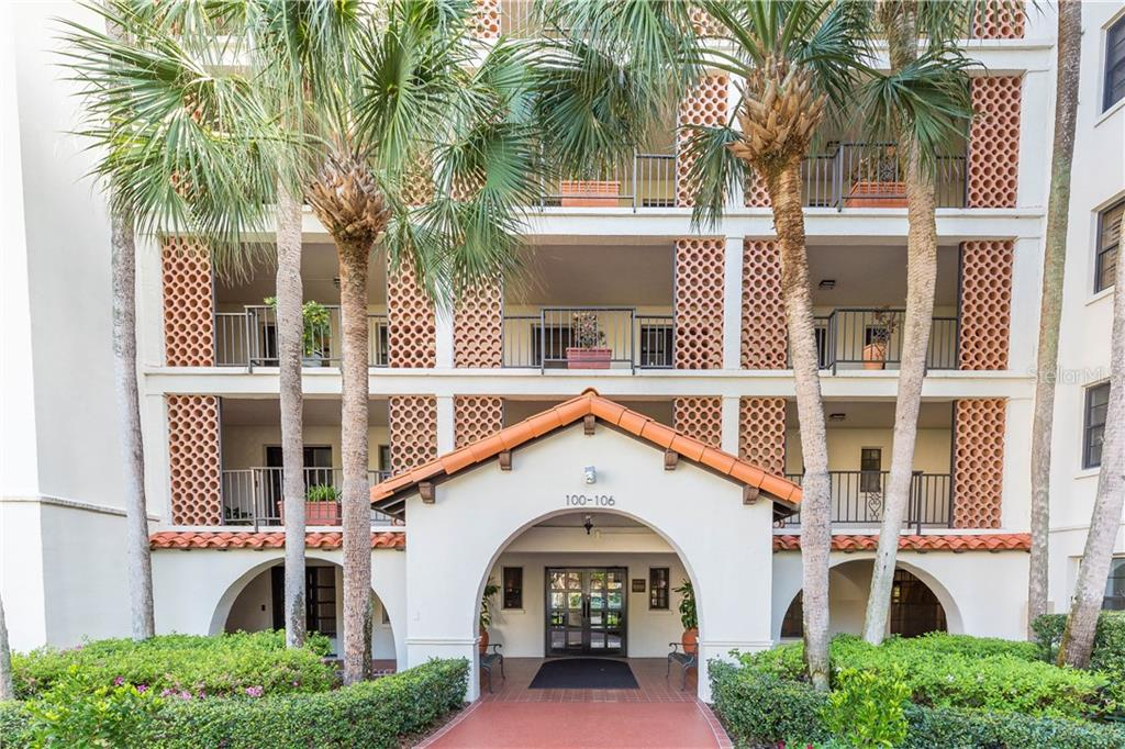 100 S INTERLACHEN AVENUE #302D Property Photo - WINTER PARK, FL real estate listing