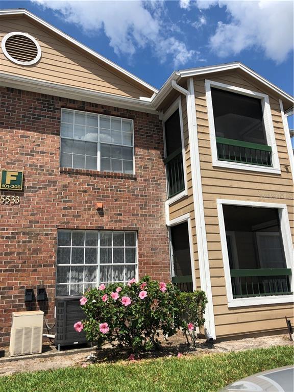 5533 CHRISHIRE WAY #F105 Property Photo - ORLANDO, FL real estate listing