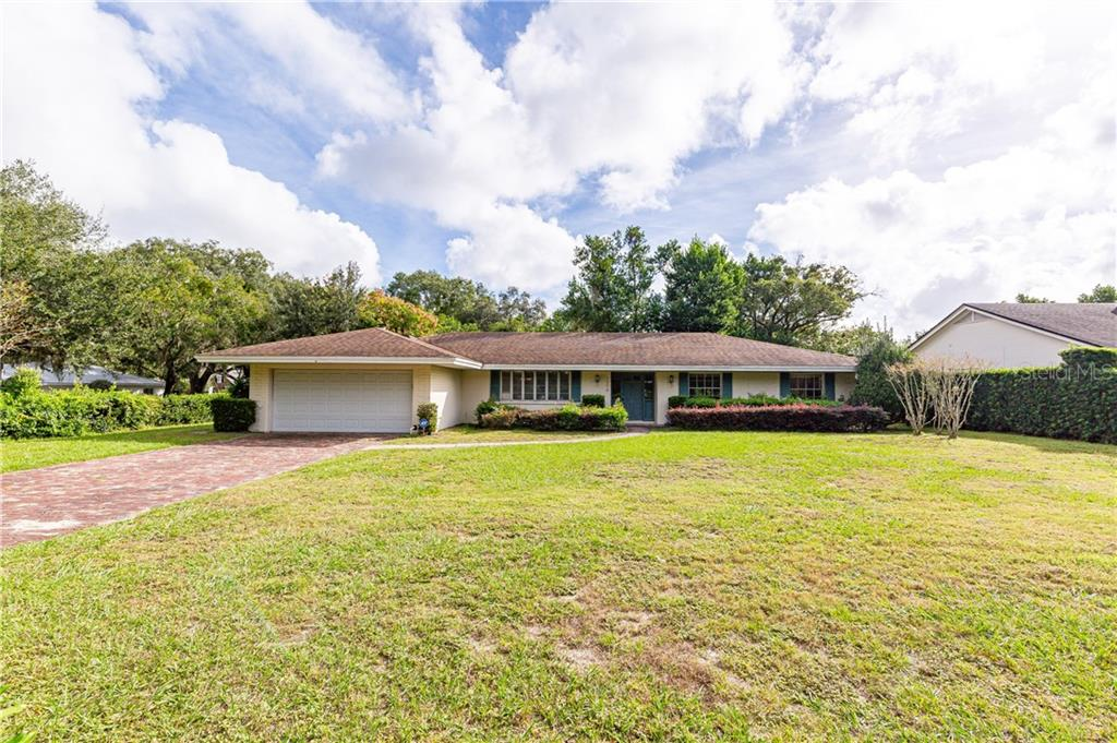 1576 WILLIAMS DRIVE Property Photo - WINTER PARK, FL real estate listing