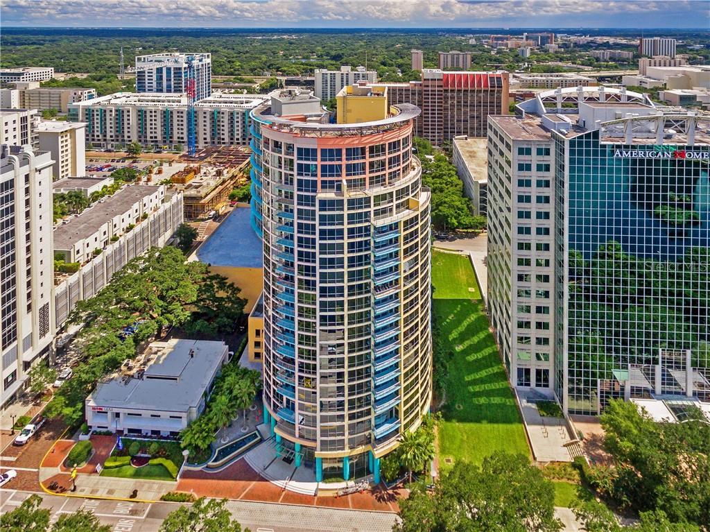 322 E CENTRAL BOULEVARD #604 Property Photo - ORLANDO, FL real estate listing