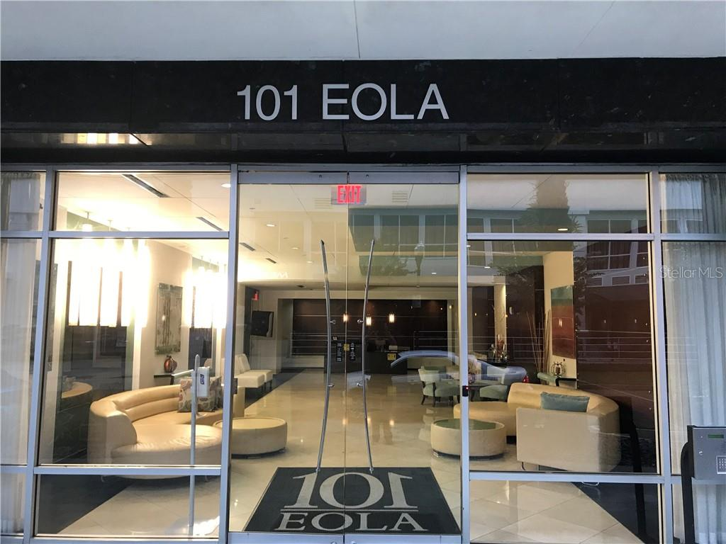 101 S Eola Drive #705 Property Photo