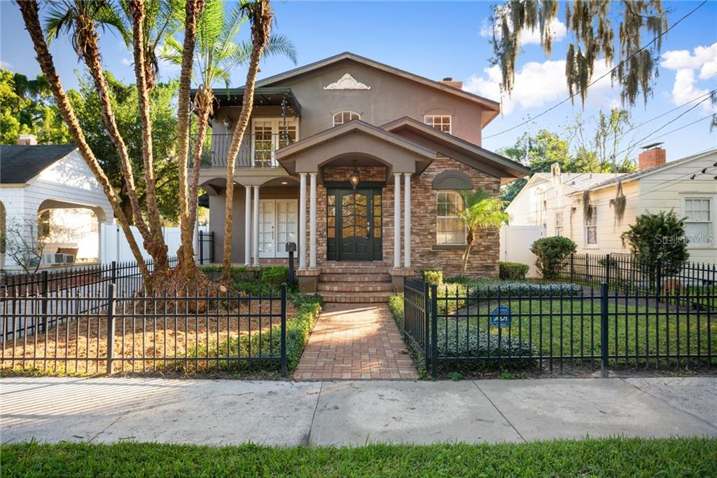 714 PARK LAKE STREET Property Photo - ORLANDO, FL real estate listing
