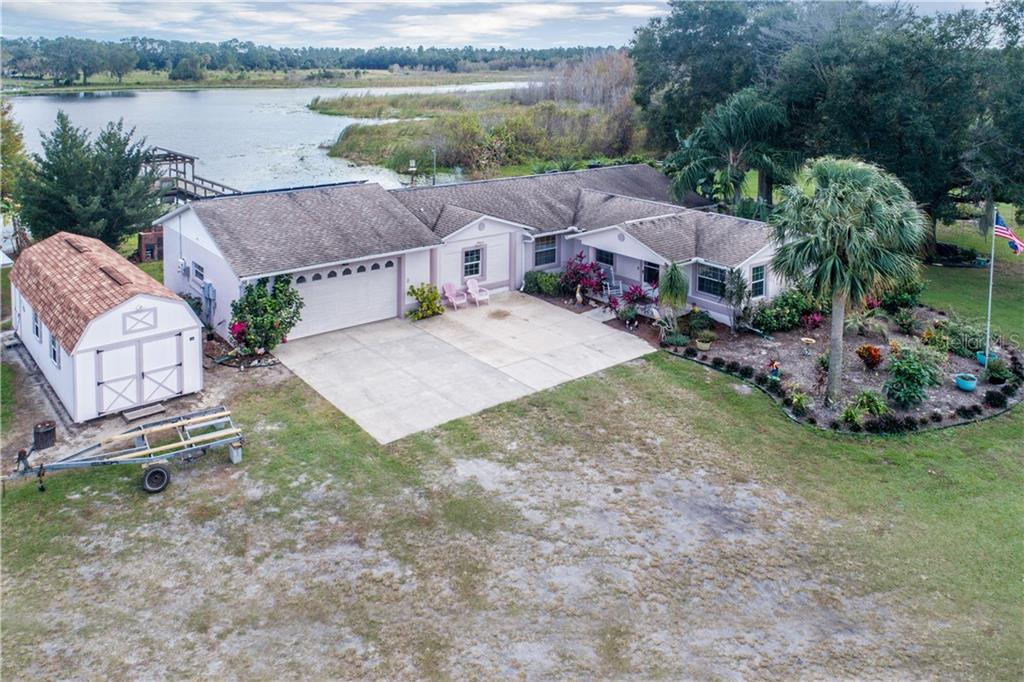 16632 LAKE SMITH ROAD Property Photo - UMATILLA, FL real estate listing