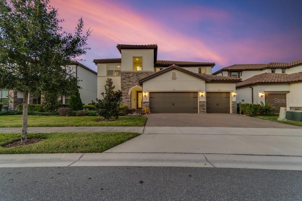 11124 LEMON LAKE BOULEVARD Property Photo - ORLANDO, FL real estate listing