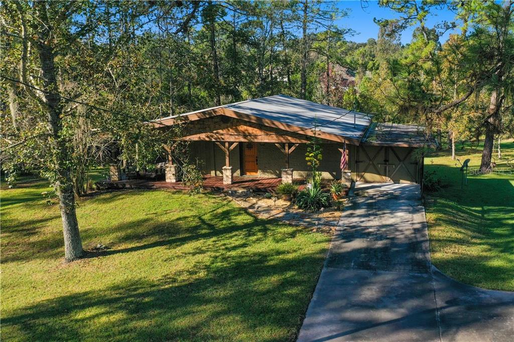 3015 WOLF BRANCH ROAD Property Photo - MOUNT DORA, FL real estate listing