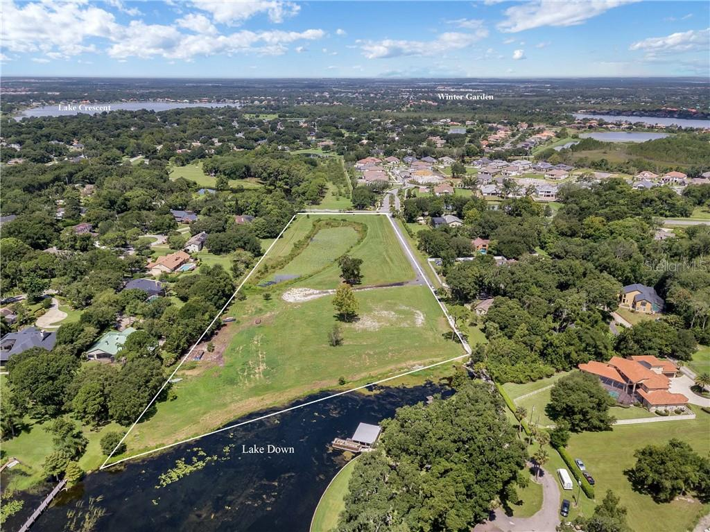 10908 & 10988 DOWN YONDER LANE Property Photo - WINDERMERE, FL real estate listing